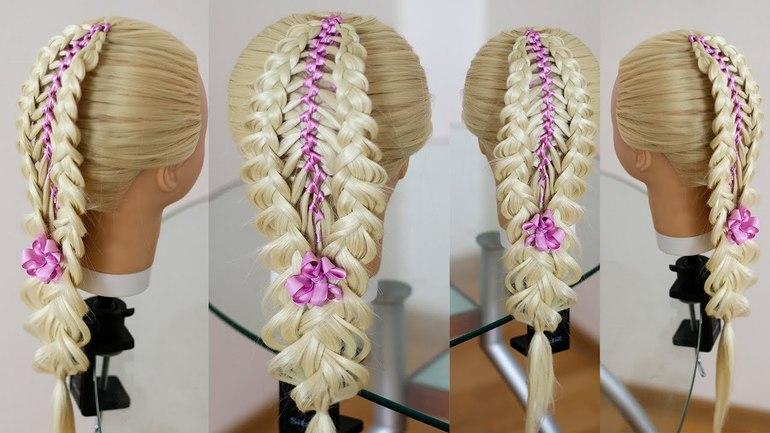 Использование украшений для плетения
