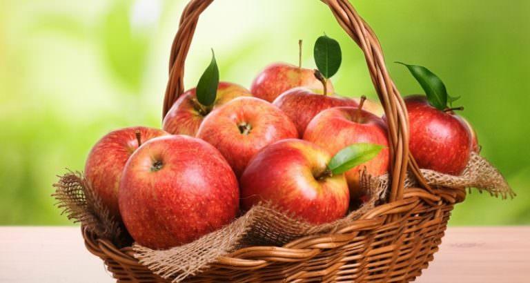 Информация о калорийности и пищевой ценности яблока