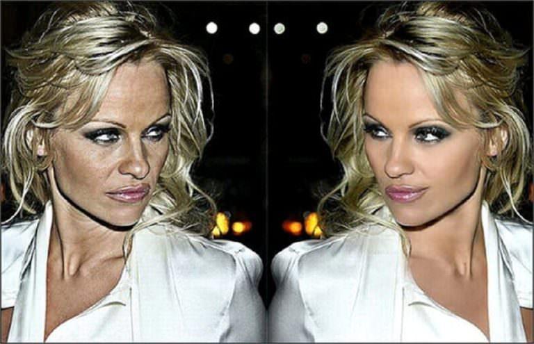 Как выглядят звёзды до и после Фотошопа