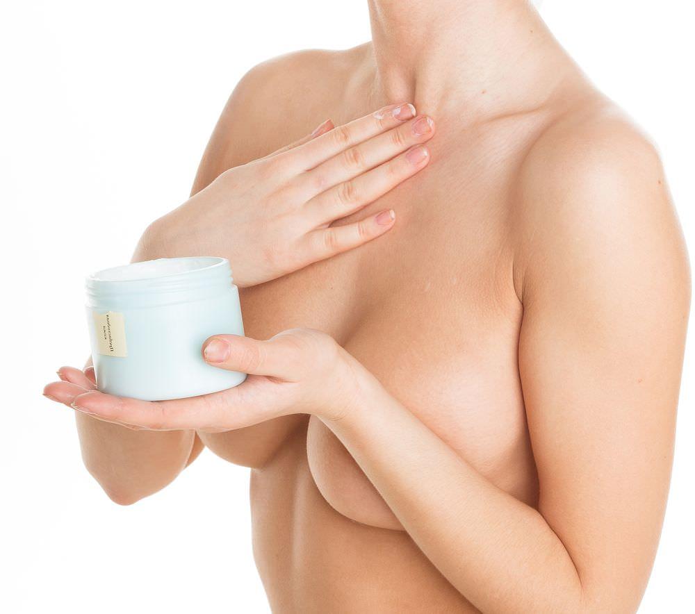 Красивая и упругая грудь: рецепты масок