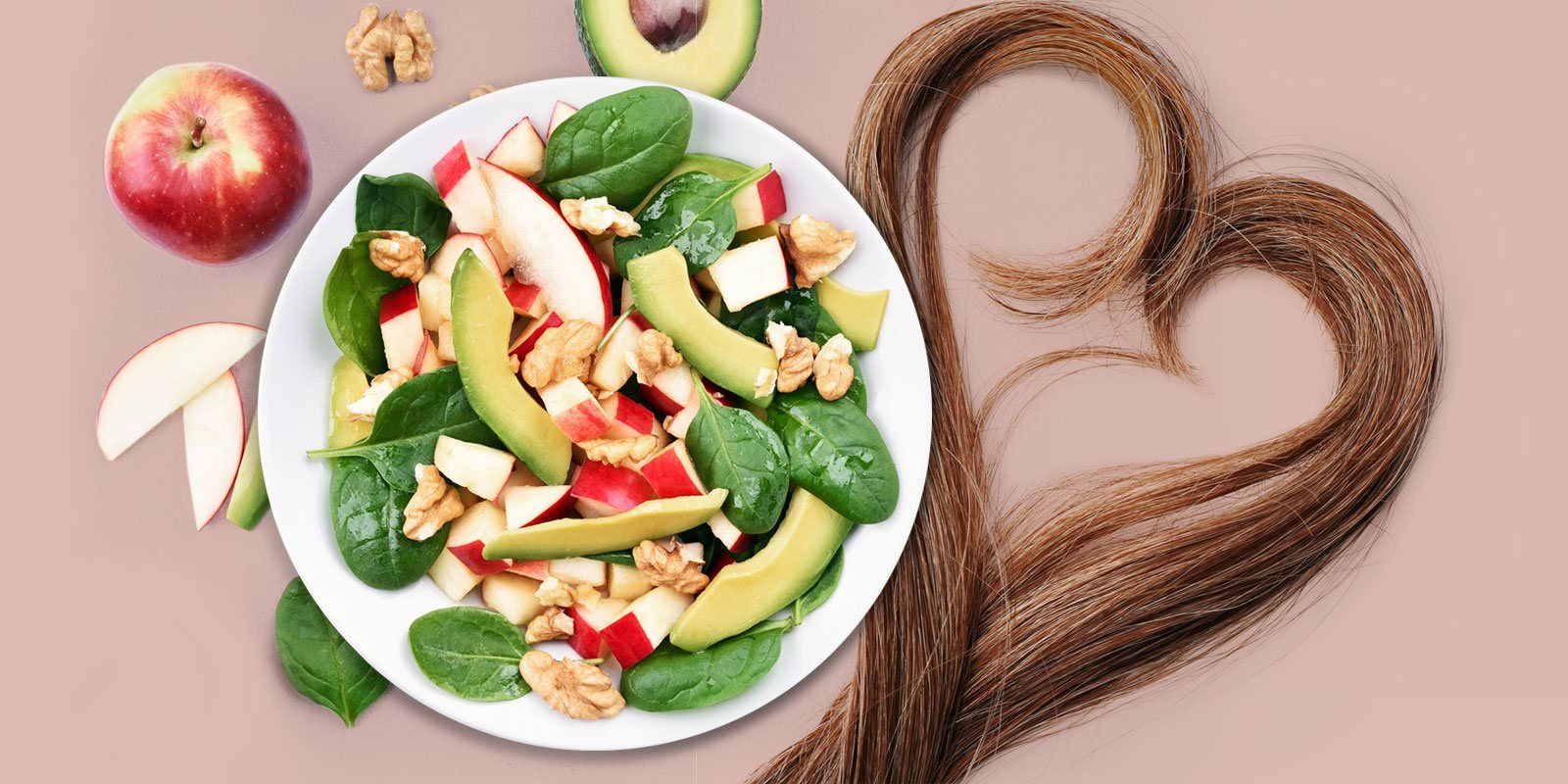 Какие продукты нужно употреблять, чтобы волосы были сильными