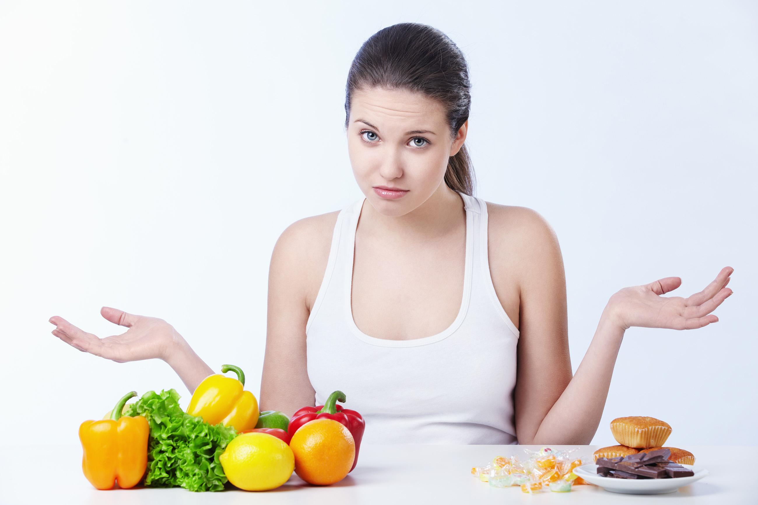 Почему вредно сидеть на диетах