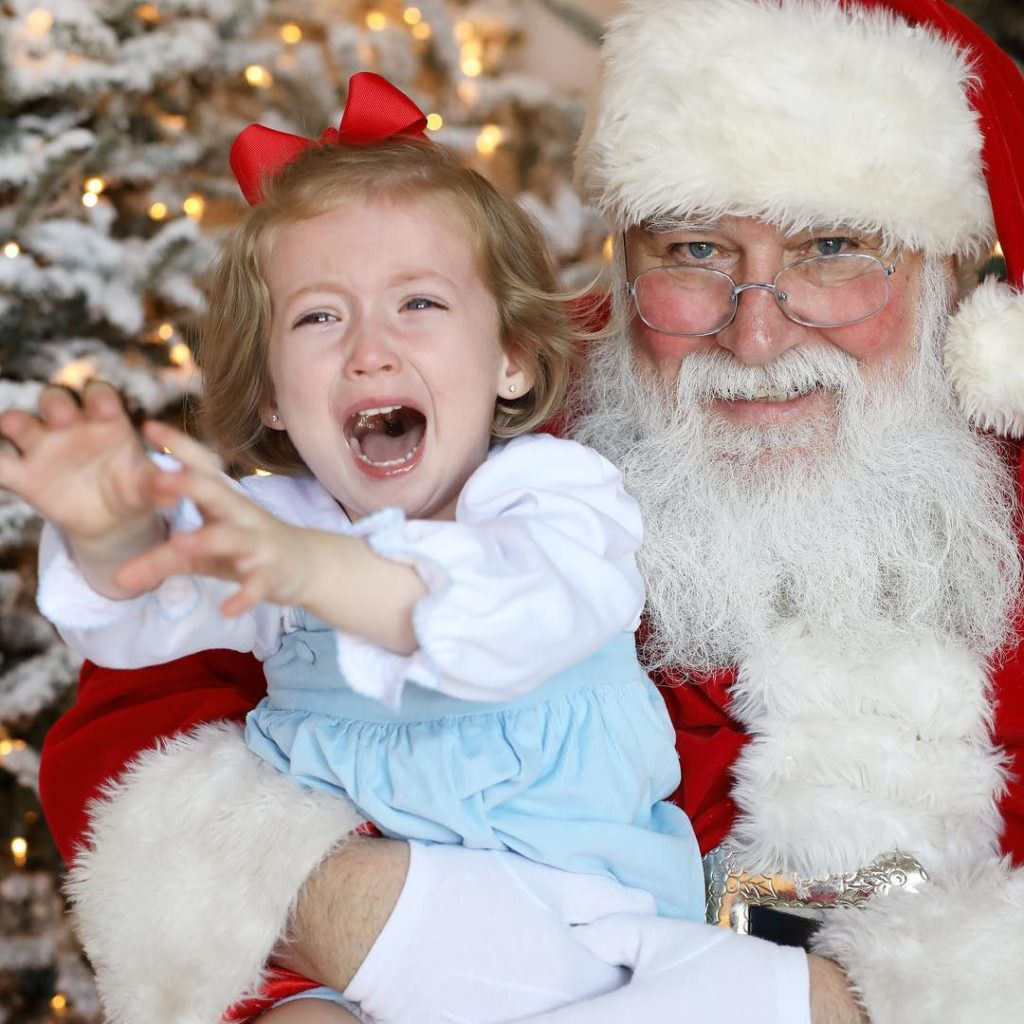 Дети, которым не понравился Санта