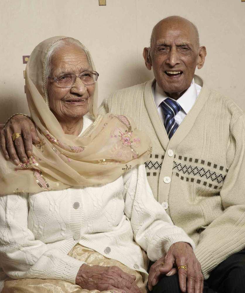 90 лет в браке: история вечной любви