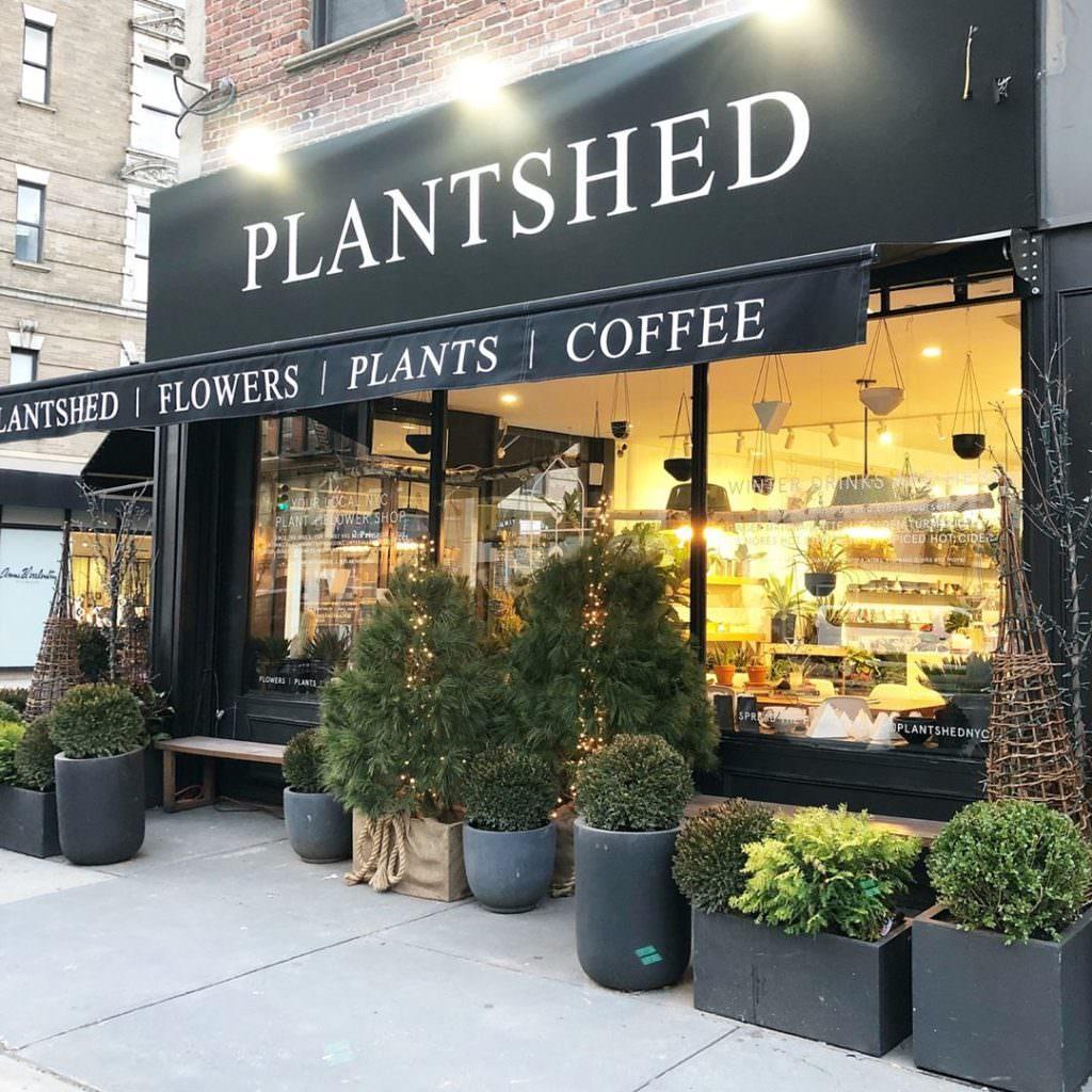 Насладиться кофе под аромат цветов: новый тренд из Нью-Йорка