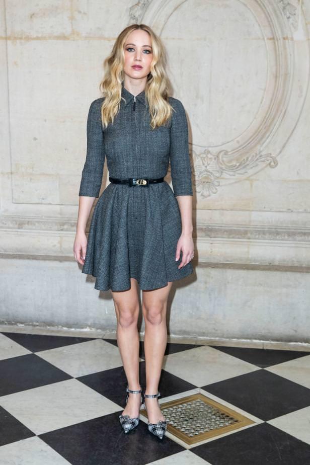 Неделя моды в Париже: наряды знаменитостей
