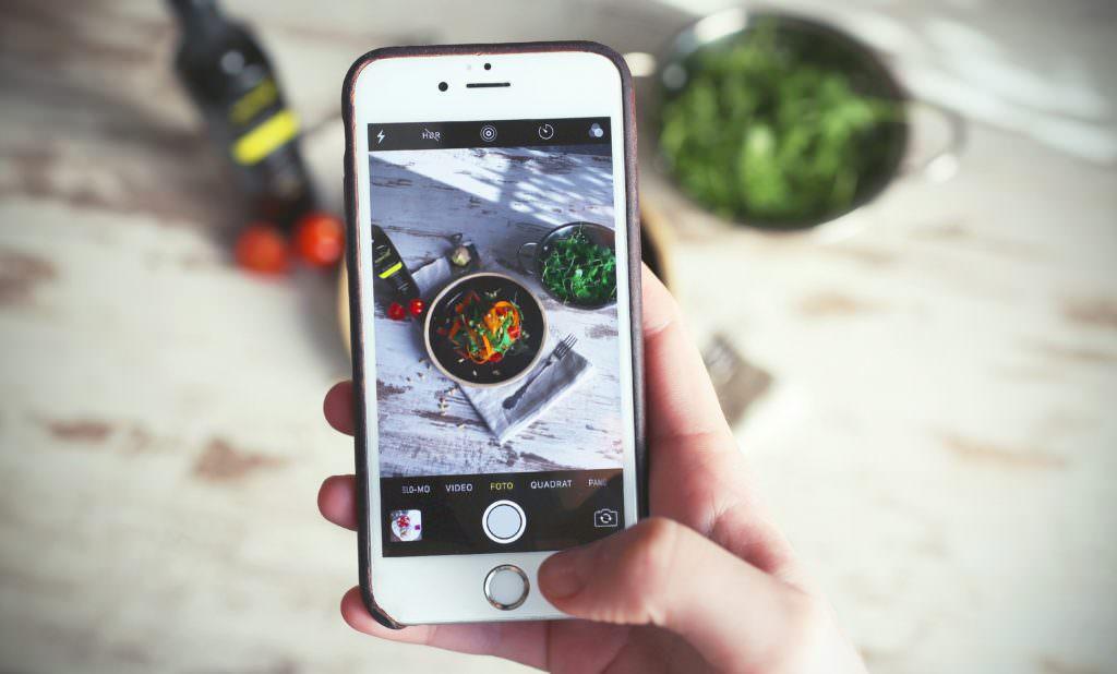 Дети частично перенимают пищевые привычки блогеров