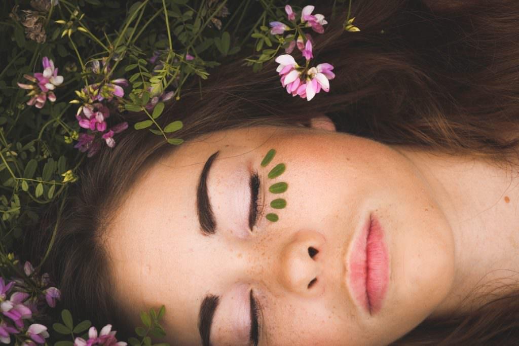 Отдых от косметики: диета для кожи