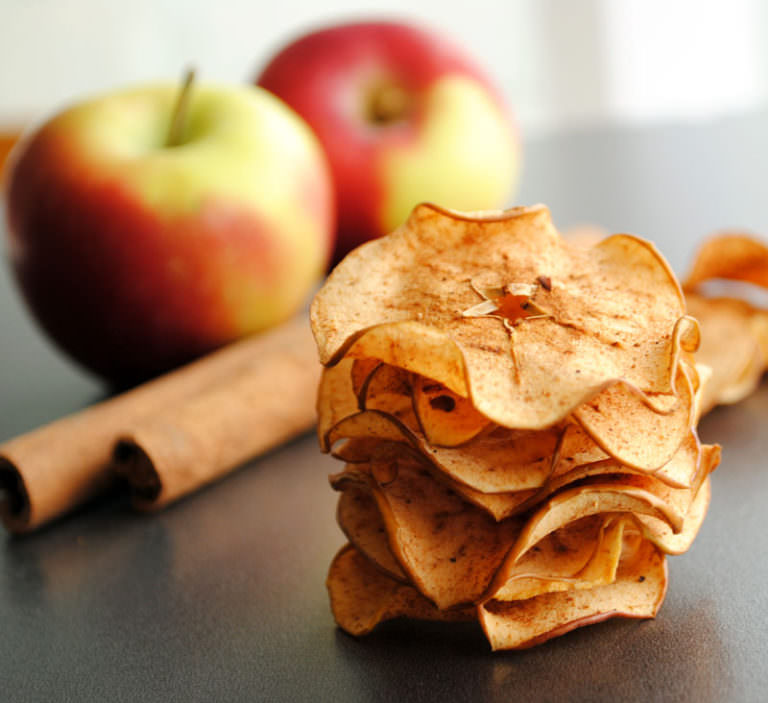 Рецепт приготовления диетических чипсов, когда хочется похрустеть