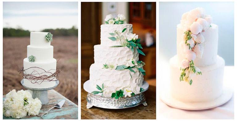 Полезные советы по выбору свадебного торта