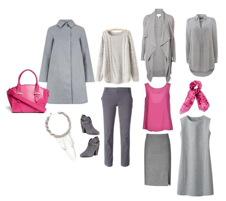 Как составить свой базовый гардероб