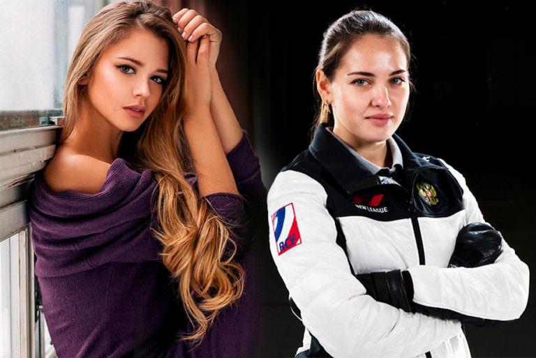 Рейтинг самых красивых и сексуальных российских спортсменок