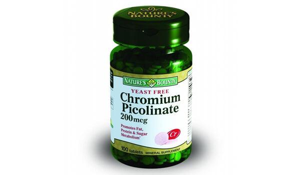 Какие витамины содержат хром