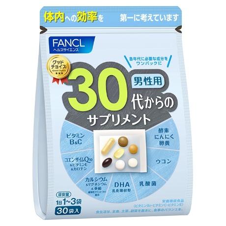 Витаминный комплекс для мужчин после 40