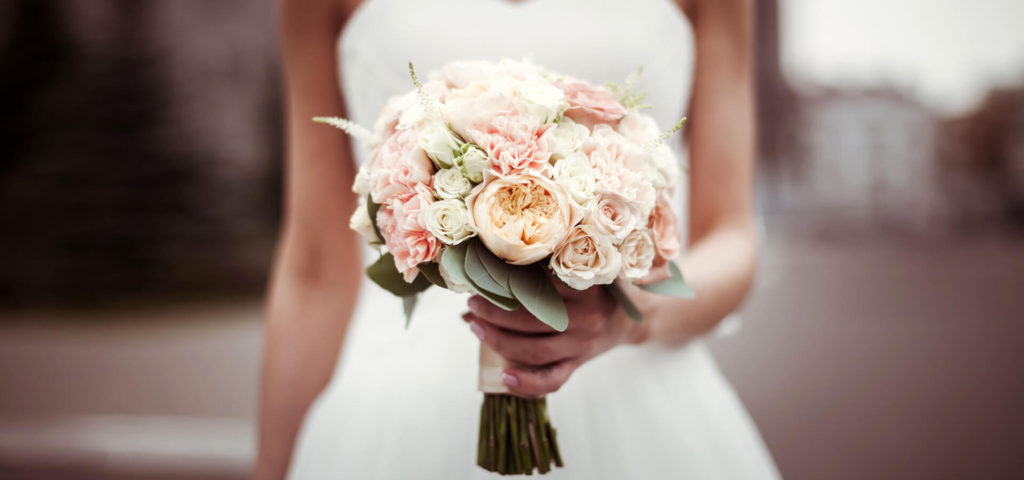 Где купить свадебный букет