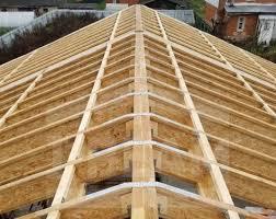 Строительство домов из деревянных двутавровых балок
