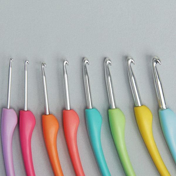 Как надо выбирать крючки для вязания