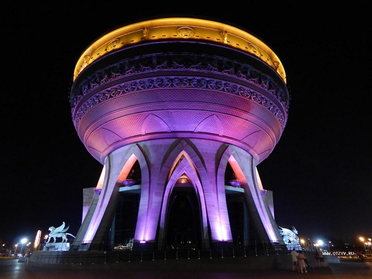 Вечер в Казани: куда сходить туристам?