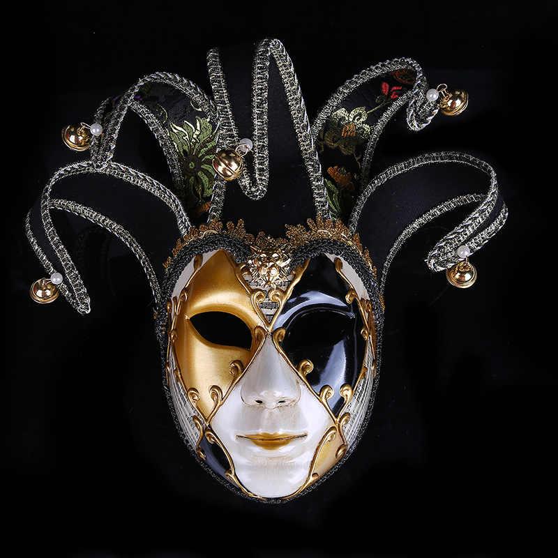 Почему стоит выбрать венецианские маски
