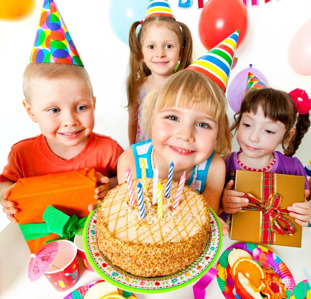 Где организовать незабываемый праздник для ваших детей