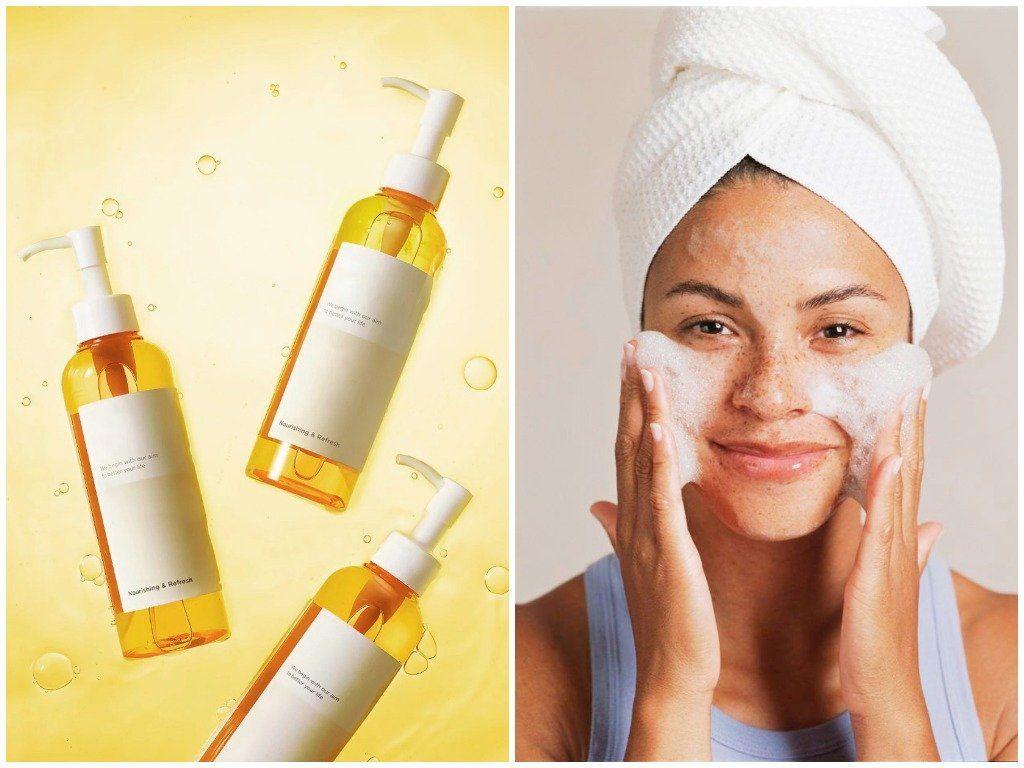 Гидрофильное масло – щадящее средство для демакияжа