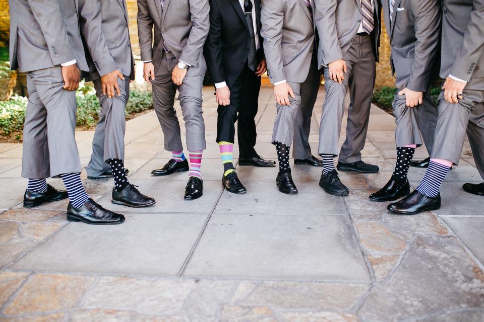 Мужские носки или гольфы? И то, и другое!