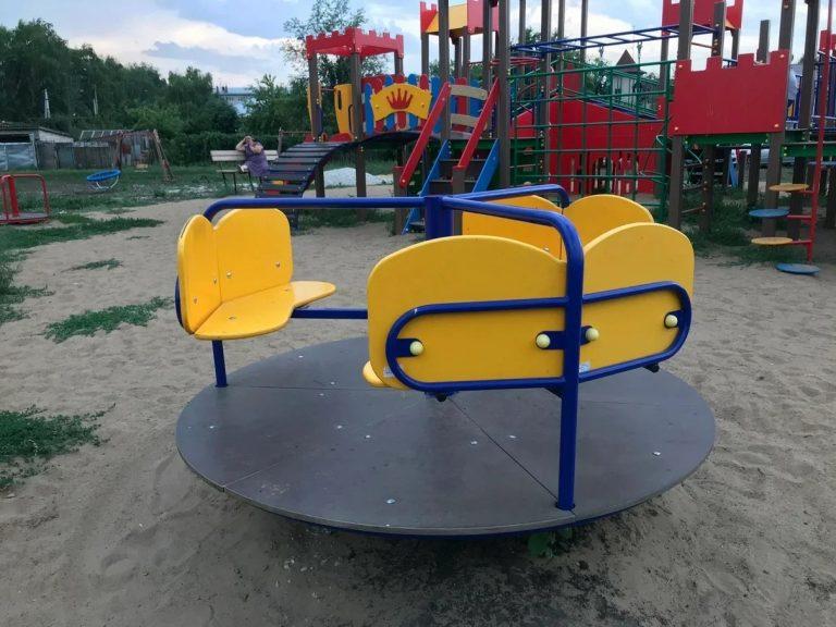 Как выбрать детскую игровую площадку