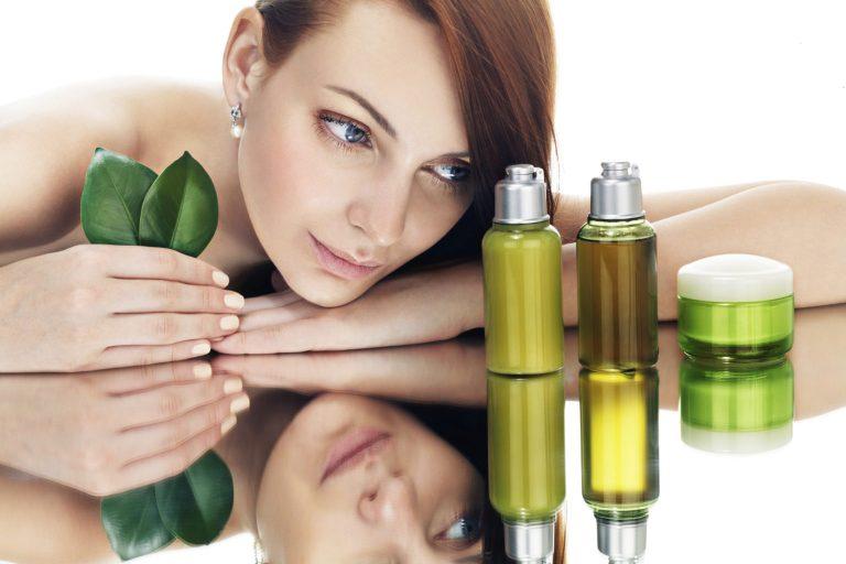 Натуральная косметика для красоты и здоровья