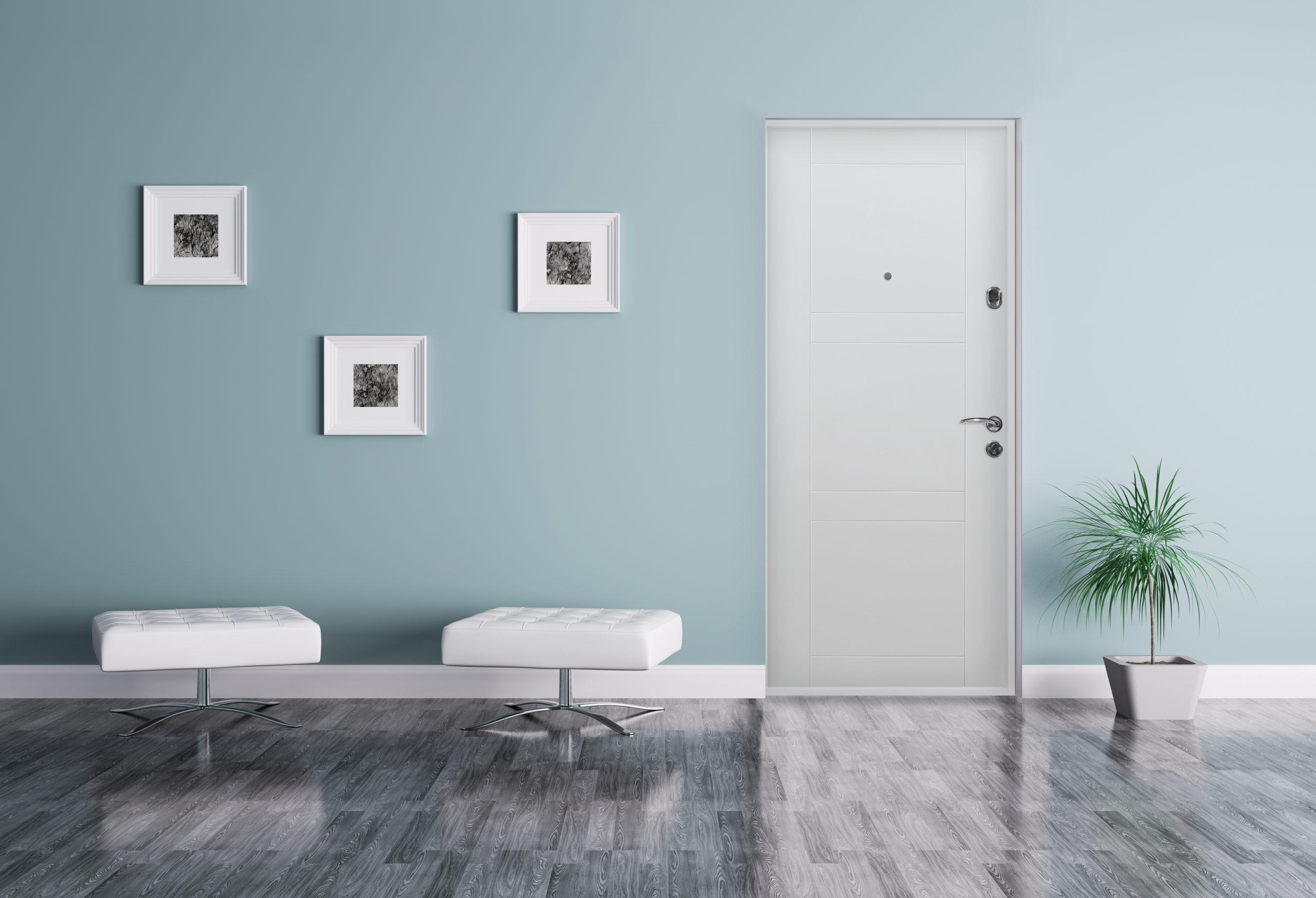 Как выбрать входные двери в дом