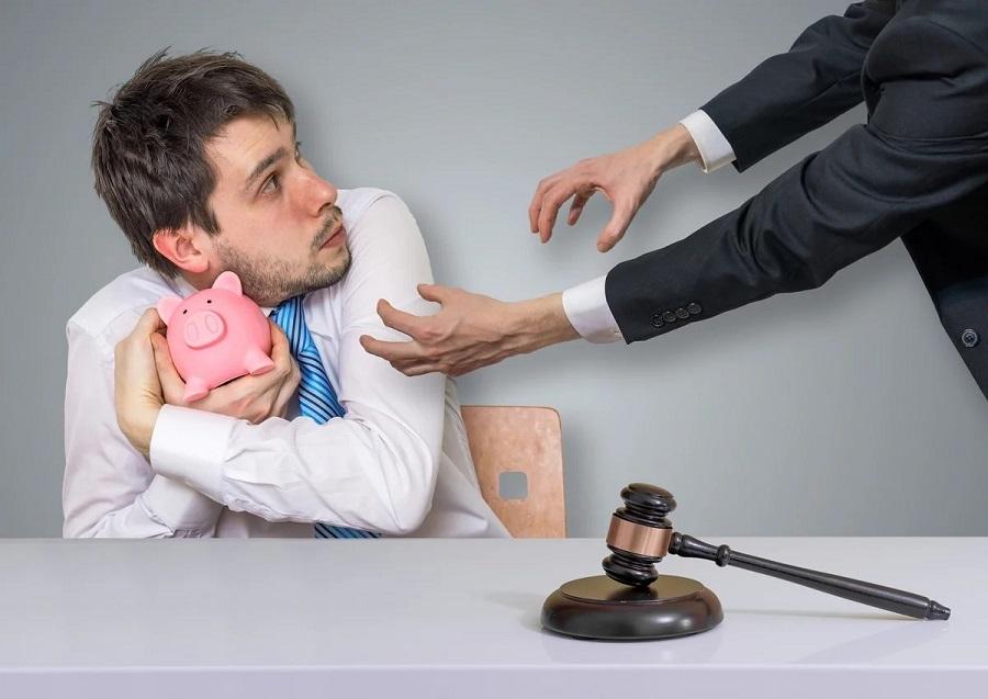 Помощь юриста. Процедура банкротства физических лиц
