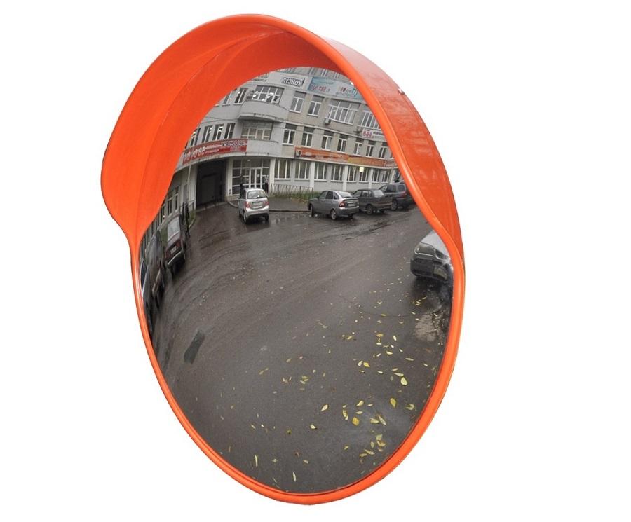 Виды и особенности применения сферических зеркал – дорожные, промышленные и другие модели