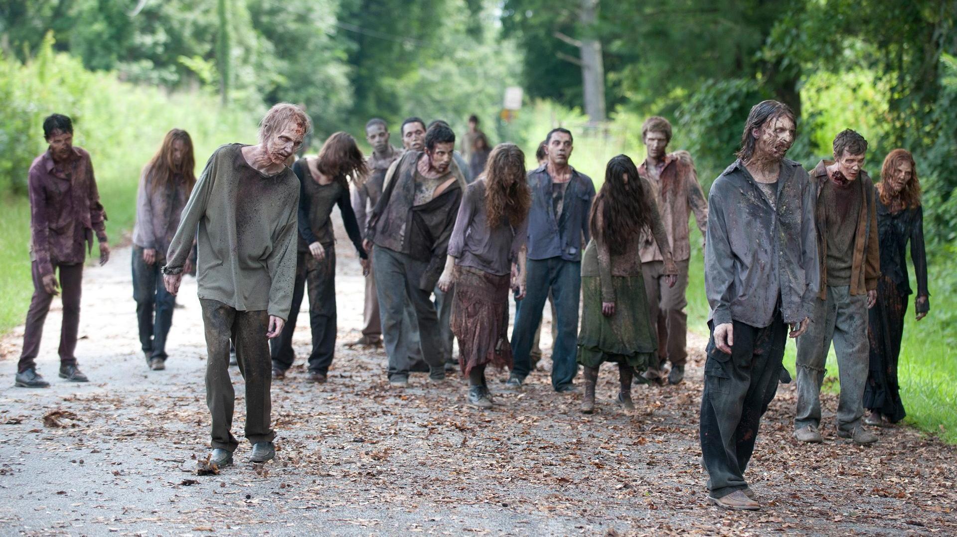 Почему фильмы про зомби очень  популярны