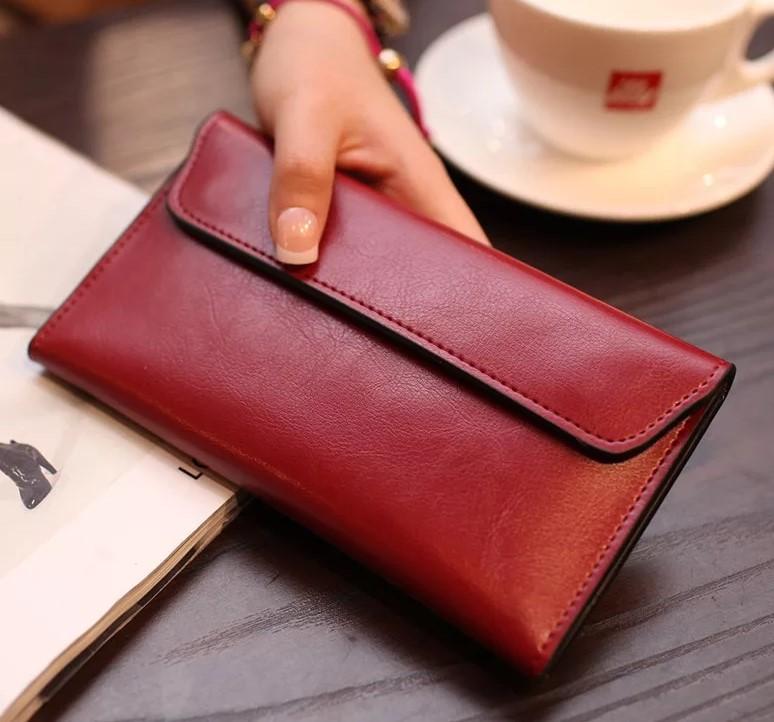 Как выбрать качественный женский кошелёк