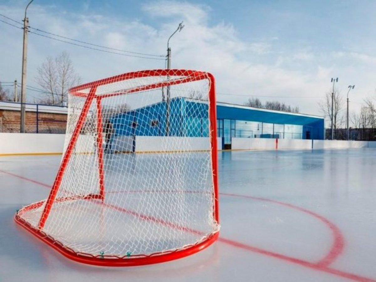 Хоккейные сетки для ворот: правила выбора
