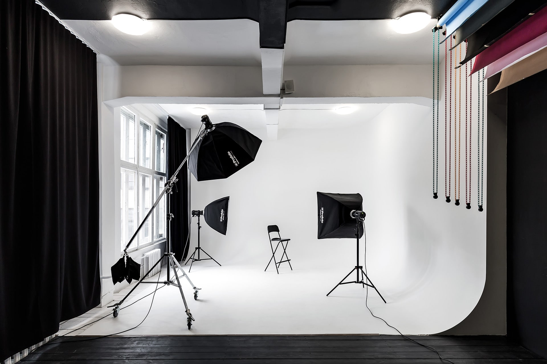 Как выбрать качественную фото студию
