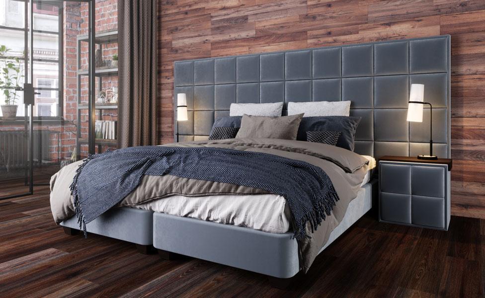 Изголовья для кровати: правила выбора