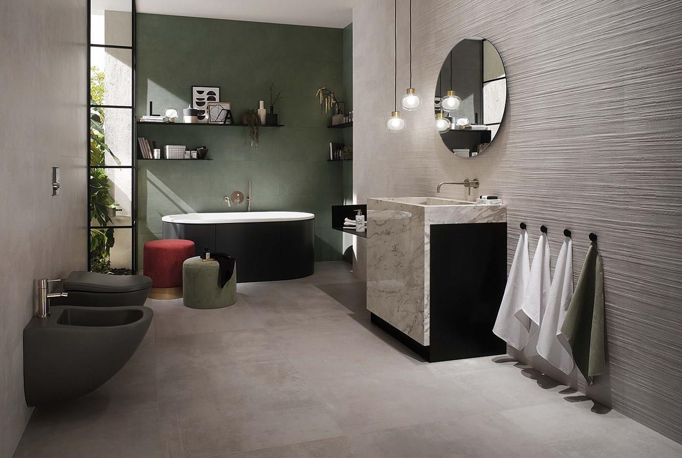 Итальянская плитка для ванной: как сделать правильный выбор