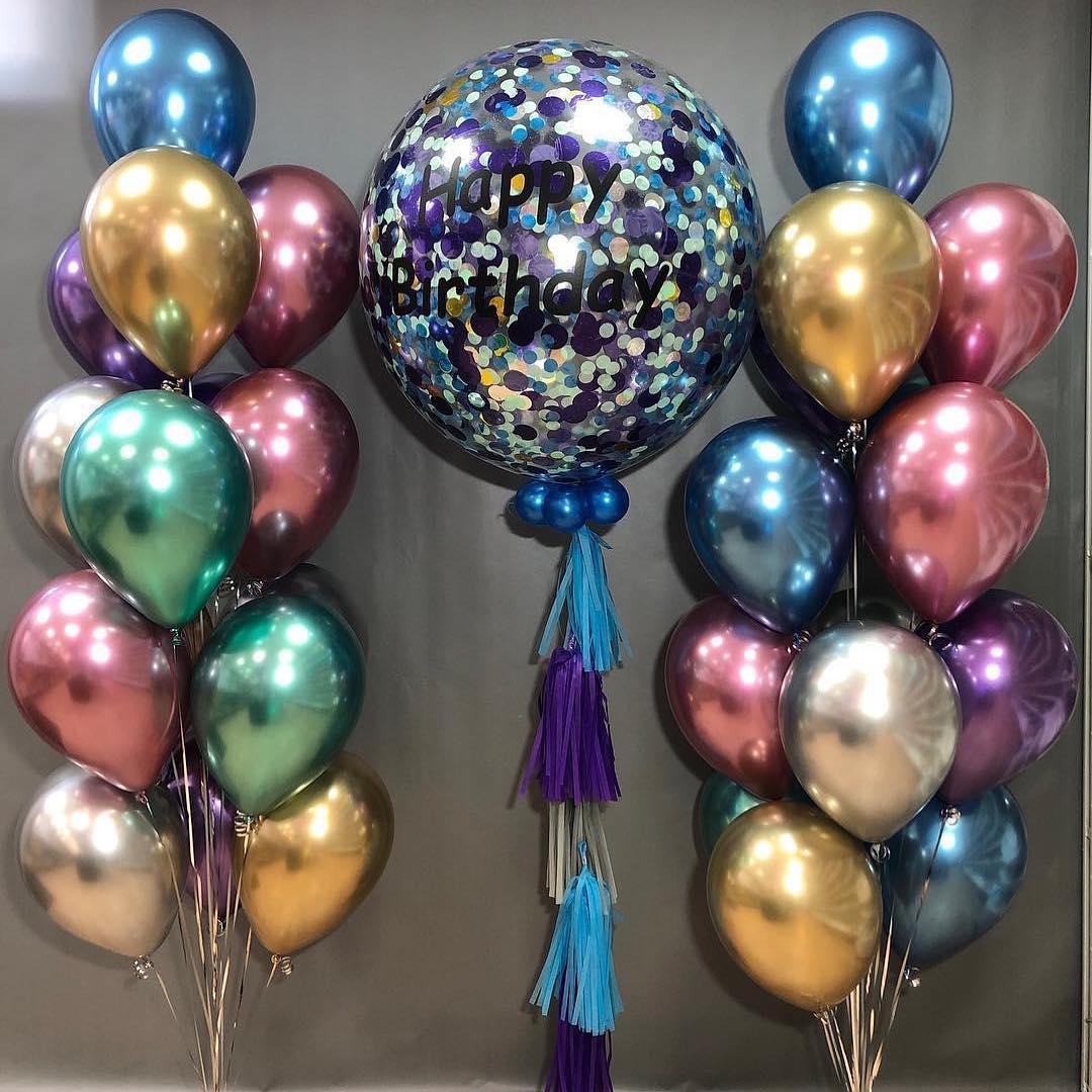 Воздушные шары с доставкой на любой праздник