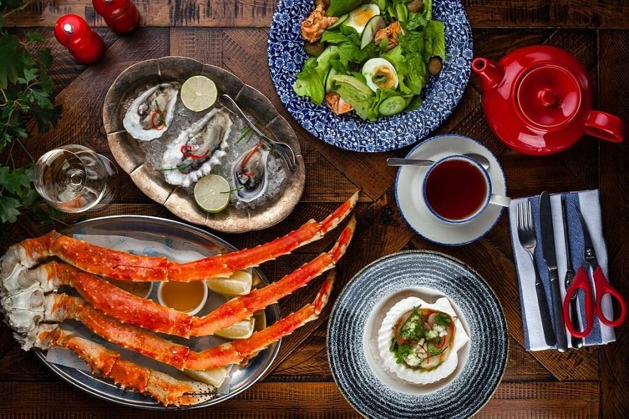 Почему стоит выбрать рыбный ресторан